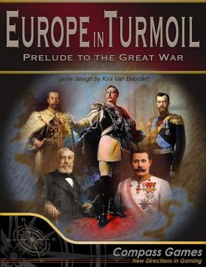 Europe in Turmoil: Prelude to The Great War