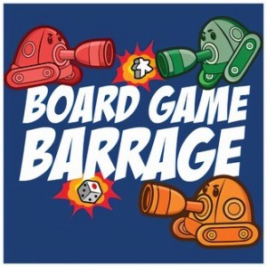 Board Game Barrage - You Gotta Get a Gimmick