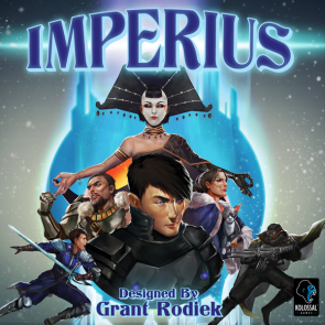 Imperious Board Game Review