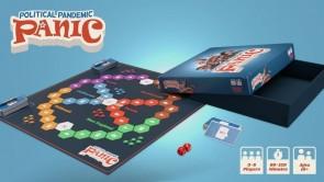 Political Pandemic Panic Kickstarter