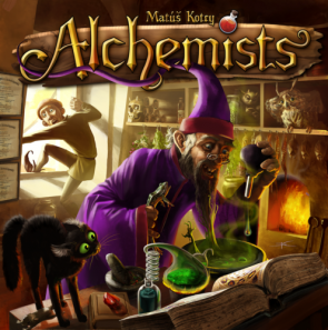 Alchemists - A Creativity Quest Review