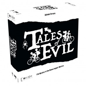 Tales of Evil Board Game
