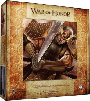AEG Announces War of Honor