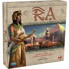 Barnes on Games - Ra in Review, Bespin Gambit in Review, Barnes on Painting