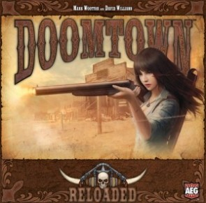 Doomtown Reloaded - Card Game Review