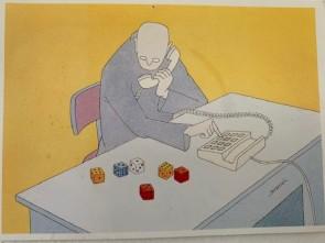 phone dice