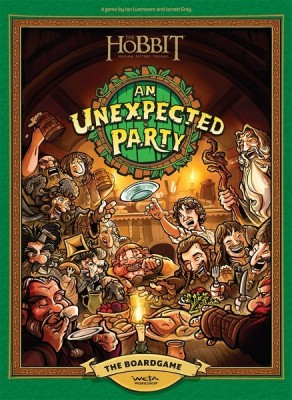 The Hobbit: An Unexpected Party Board Game
