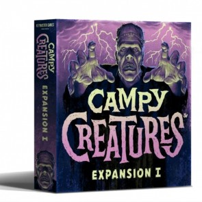 Campy Creatures Expansion I Board Game Review