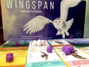 Wingspan: European Expansion (Saturday Review)