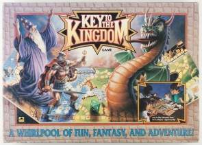 Restoration Games Announced Key to the Kingdom