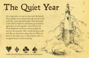 The Quiet Year Review