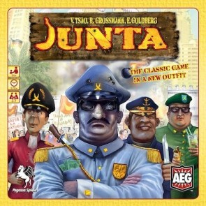 Junta Board Game