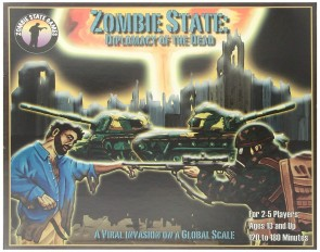 Zombie State Board Game