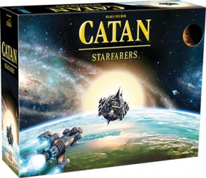 Catan Starfarers Board Game