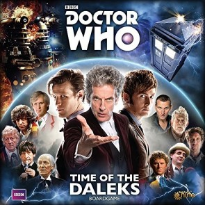 Doctor Who: The Time of the Daleks Review