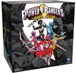 Power Rangers: Heroes of the Grid