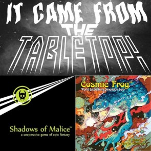 It Came From the Tabletop! - Interview With Jim Felli