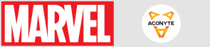 Marvel Team-Up with Aconyte for Super Novels – Press Release