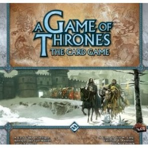A Game of Thrones LCG - an overview