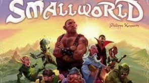 Dice Temple: Small World Review -  Bashing Faces Through The Ages