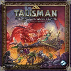 talisman board game analysis