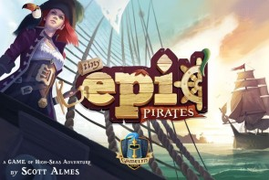Sail the high seas with Tiny Epic Pirates