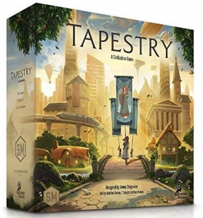 Tapestry Coming This Fall From Stonemaier Games