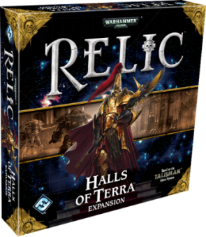 Relic: Halls of Terra Expansion