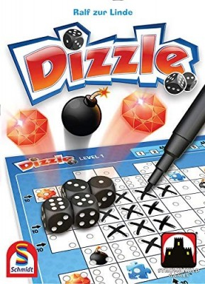 Dizzle Roll & Write Game