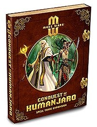 Mage Wars: Conquest of Kumanjaro Expansion