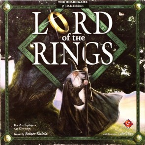 Lord of the Rings the Boardgame