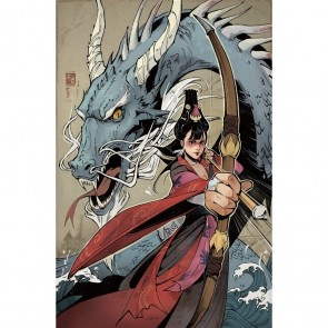 Rising Sun Comic Book Series