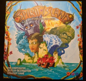 Spirit Island - Review