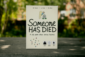 Someone Has Died Board Game Review