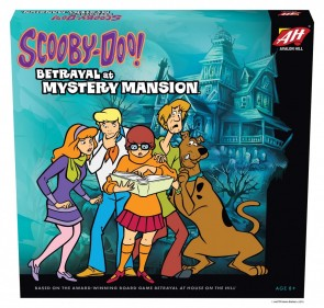 Betrayal at Mystery Mansion Announced by Avalon Hill