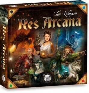 Play Matt: Res Arcana Review