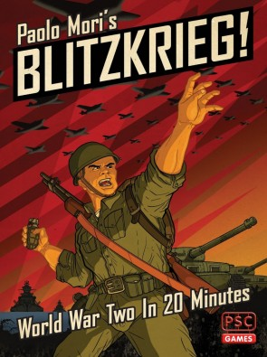 Blitzkrieg Board Game