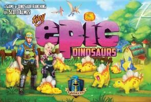 Lizard Wrangling: Tiny Epic Dinosaurs review