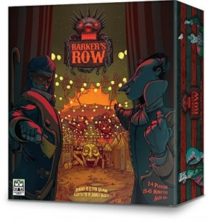 Barker's Row Board Game
