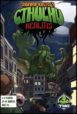 Cthulhu Realms – Bigotry and Racism Not Included