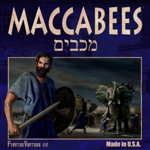 Maccabees - The only game on my (last minute) gift guide