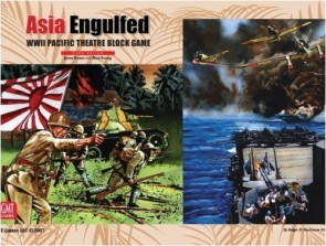 Asia Engulfed GMT Games
