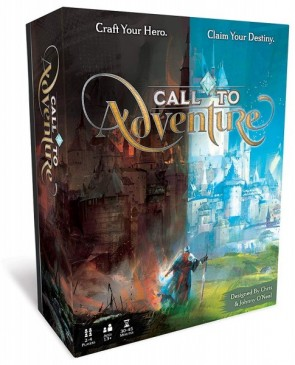 Call to Adventure Board Game