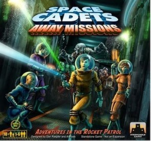 "Stronghold Games Proclaims 2014 ""The Year of Space Cadets"", Announces 3 New Game Titles in the Space Cadets Line"