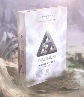 In Anachrony, Time is of the Essence - Review