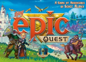 Tiniest Epics, vo1. 3: Questing in the abstract