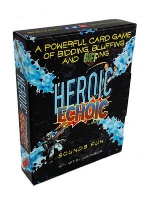 Heroic Echoic Board Game