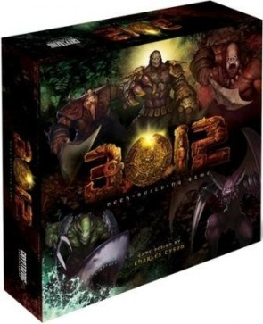 3012 - Deck Building Game