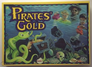 Pirates' Gold Board Game