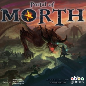 Barnes on Games: Portal of Morth in Review, SATOR, GWpocalypse stuff